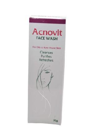 Acnovit Face Wash
