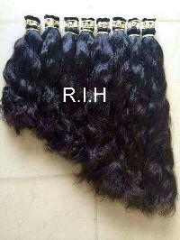Peruvian Virgin Natural Black Hairs