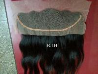 Nice quality Brazilian hair lace wig closure hair