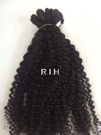 malaysian 100% remy human curly hair