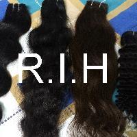 Straight Peruvian Hair we With Closure, Raw Unprocessed Virgin Peruvia