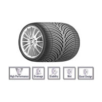 Nexen Car Tyre (N3000)