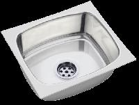 KAVAR Steel Kitchen Sink KS161807M