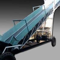 Hydraulic Belt Conveyor System
