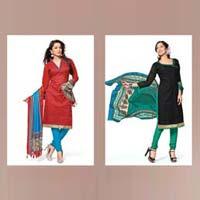 Banjaran-2 Banarasi Silk Dress Material