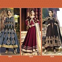 Latest New Design Floor Touch Anarkali Suit