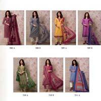 Tahira 2- Pure Cotton Designer Salawar Suit