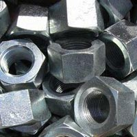Steel Hexagon Nuts