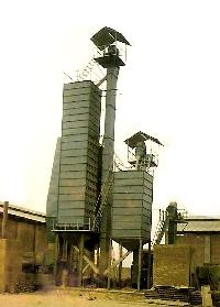 Paddy Dryer Plant