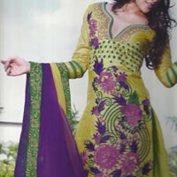 Cotton Suit, Chiffon Salwar Kameez, Salwar Suits