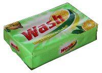 washing detergent cake