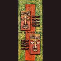 Tribal Art Paintings