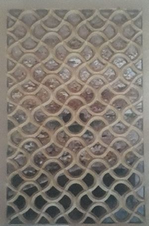 Handcrafted Stone Jali