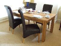 modular dining chairs modular dining table set