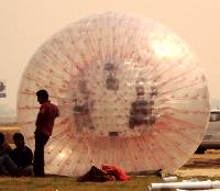 Inflatable Transparent Ball