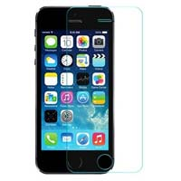 0.2mm  Transparent Tempered Glass Screen Protector For IPhone 5/5S