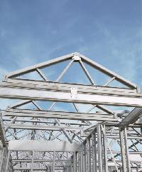 Metal Roof Trusses