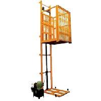material handling hydraulic elevators