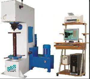 Computerised Brinell Hardness Testing Machines