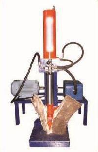 Vertical Wood Log Splitter