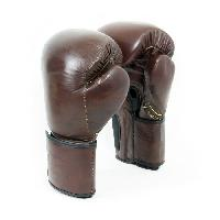 boxing leather gloves