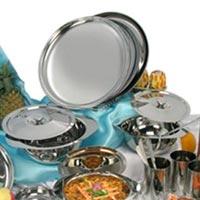 Stainless Steel Dinner Set-51 Pcs