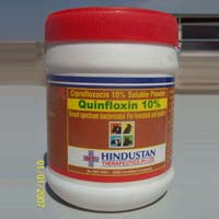 Quinfloxin Dry Powder