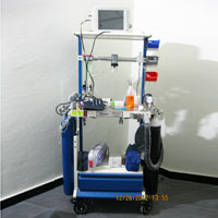Anesthesia Machine, Patient Mointor