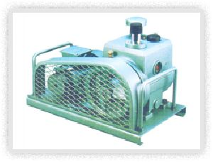 Oil Sealed High Vacuum Pump