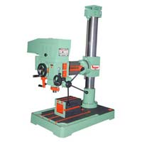 38mm Capacity Radial Drilling Machine