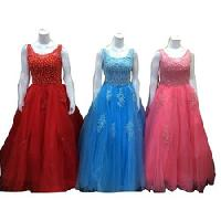 party wear ladies gowns