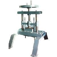 camphor slab pressing machine