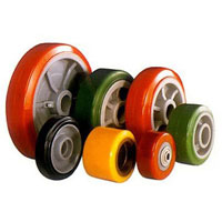 Polyurethane Solid Tyre