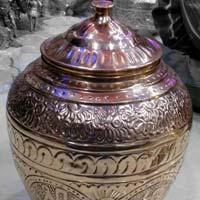 Copper Water Storage Kitchen Tank