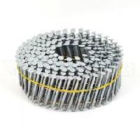 plain shank collated coil nails
