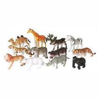 Animals Plastic Toy