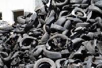Rubbers Tyre Scrap