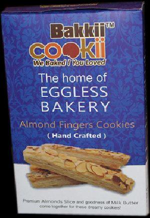 Almond Finger Cookies