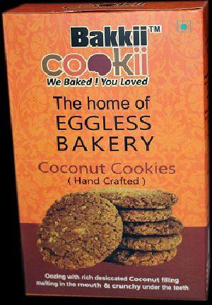 Coconut Delight Cookies