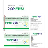 Pharmaceutical Products - Pantar-dsr