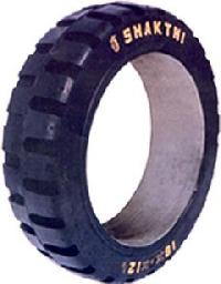 Solid Press on Tyres