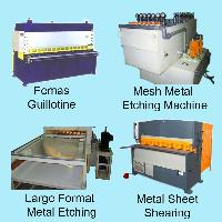 Metal Etching Services