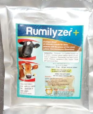 Rumilyzer Plus Animal Feed Supplements
