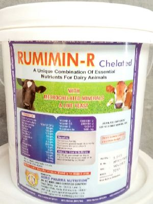 Rumimin-R Chelated Animal Feed Supplement