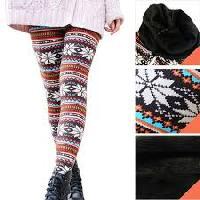 Woolen Ladies Legging