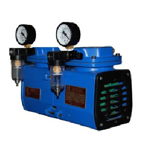 Shenovac 100% Oil Free Diaphragm Vacuum Pumps