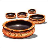 Clay Terracotta Pot