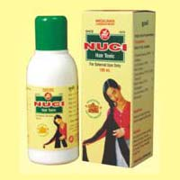 Nuci Herbal Hair Oil