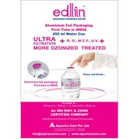 Edlin Mineral Water