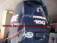 Four Stroke Pair & Mercury Optimax Outboard Motors